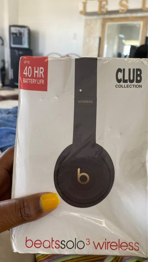 Beats solo 3 for Sale in Centennial, CO
