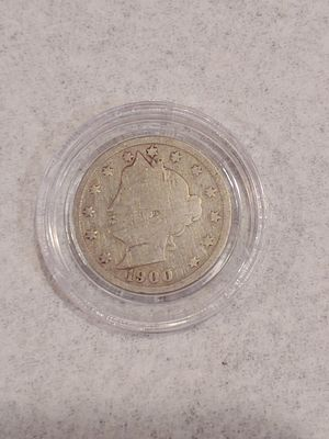 1900 liberty V nickel for Sale in Longview, TX