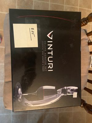 Wine aerator for Sale in Castle Creek, NY