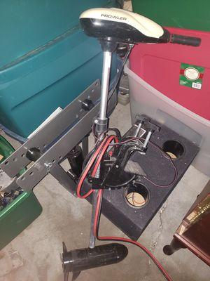 Trolling motor by bass pro shop for Sale in Phoenix, AZ