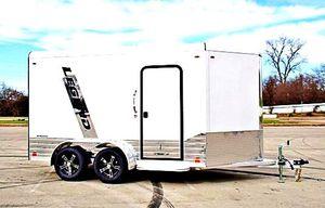 💲 1️⃣0️⃣0️⃣0️⃣ e🇳c🇱o🇸e🇩 🇨a🇷g🇴 🇹r🇦i🇱er hitch type bumper pull for Sale in Fontana, CA