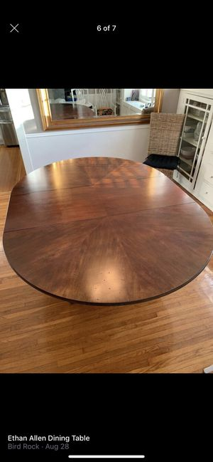 Ethan Allen dining table for Sale in San Diego, CA