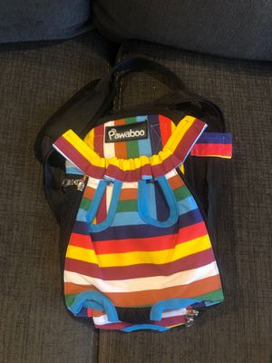 Small dog back pack 4-9 lbs for Sale in Chicago, IL