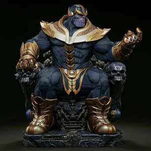 Thanos on throne maquette for Sale in Sanger, CA