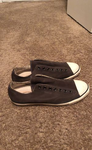Converse Chuck Taylor All Star men's slip on size 10 brown for Sale in Dallas, TX