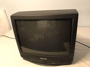 "Panasonic 21"" CRT TV for Sale in Spokane, WA"