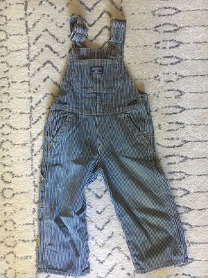 Osh Kosh Boys Overalls 2 Toddler for Sale in Elmhurst, IL