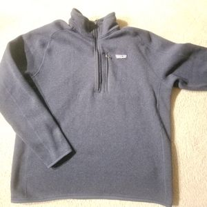 New Patagonia Better Sweater pullover sz L Navy for Sale in Phoenix, AZ