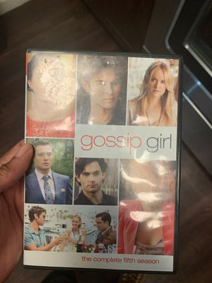 Free gossip girl dvd to home in need for Sale in Phoenix, AZ