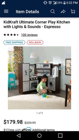 NEW KidKraft Ultimate Play Kitchen for Sale in Spring, TX