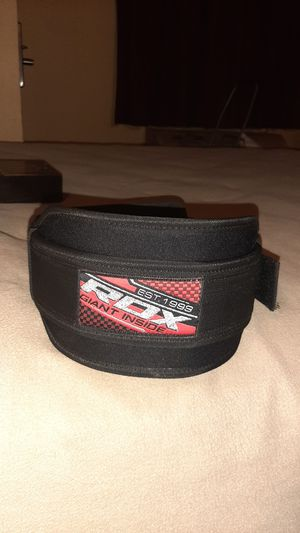 RDX Weight Lifting Belt for Sale in Lincoln, NE