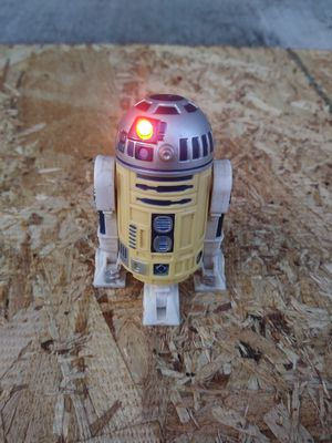 Star Wars Hasbro 2004 R2D2 Action Figure HTF w/ Lights and Sounds for Sale in Montebello, CA