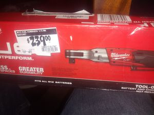 Milwaukee m12 1/2 in. Ratchet tool only for Sale in Fresno, CA