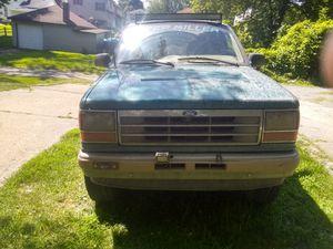 Ford explorer 1994 for Sale in Muskegon, MI