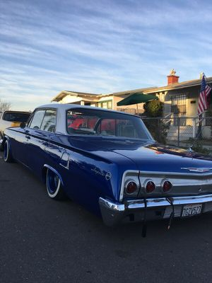 1962 Chevy Impala for Sale in San Diego, CA