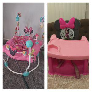 Jumper and chair for Sale in Fullerton, CA
