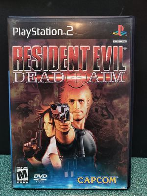 Resident Evil Dead Aim PS2 for Sale in Perris, CA