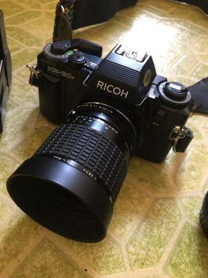 Ricoh XR 30sp SLR 35mm film camera for Sale in Dallas, TX