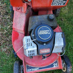 Small Lawn Mower for Sale in Falls Church, VA