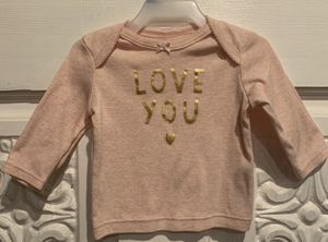 3 Month Carter's Baby Girl Long Sleeve for Sale in Glendale, AZ