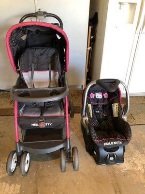 Hello Kitty stroller set for Sale in Woodbridge, VA