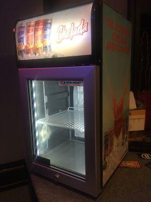 Modelo Chelada Mini Fridge Beer Cooler Bar Refrigerator for Sale in Chino Hills, CA