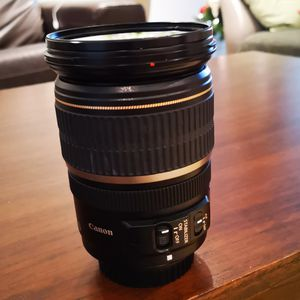 Canon EF-S 17-55mm f/2.8 IS USM Lens for Canon DSLR for Sale in Los Angeles, CA