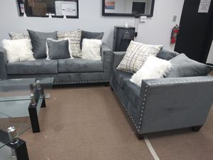 $799. 2 pieces sofa set Brand new free delivery same day for Sale in Miramar, FL