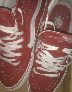 Vans Syndicate Red BRAND NEW for Sale in Ambridge, PA