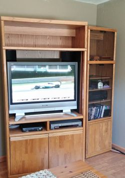 3-Piece Entertainment Center for Sale in Concord,  CA