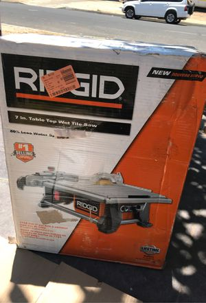 Table saw for Sale in Victorville, CA