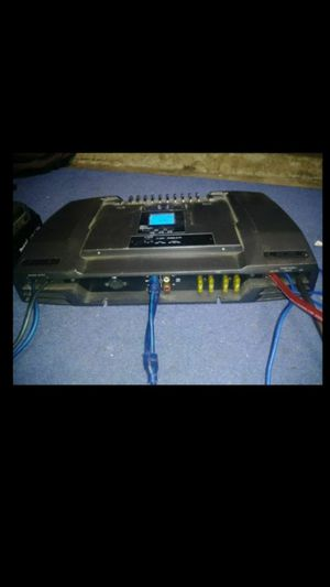 Alpine MRD-M1005 Class D Monoblock Amplifier for Sale in Indianapolis, IN