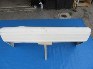 Mercedes Benz S class S320 S420 sedan rear bumper cover 6180 for Sale in Miami, FL