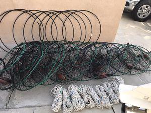 Lobster hoop net for Sale in Huntington Beach, CA