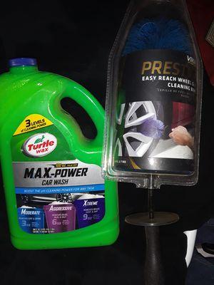 Car Wash Supplies for Sale in Stockton, CA
