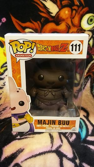 Funko Pop Dragon Ball Z Majin Buu (Chocolate) Convention Exclusive #111 for Sale in Buena Park, CA