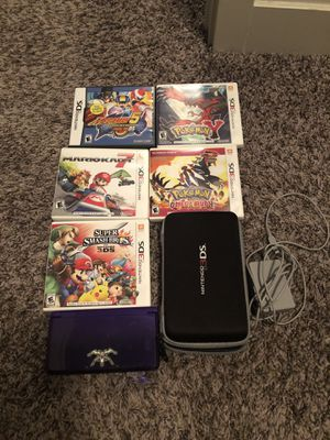 Nintendo 3DS w/games for Sale in Orem, UT