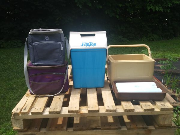 4 Coolers
