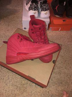 Jordan retro 12 Gym Red for Sale in Peoria,  IL