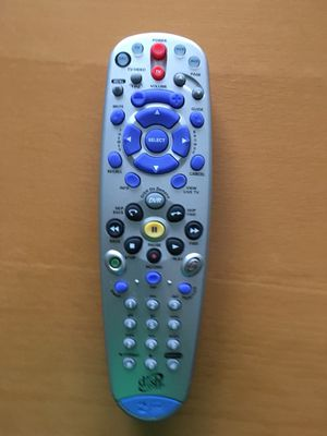 Dish remote TV2 IR/UHF PRO 522 625 132578 for Sale in Ashburn, VA