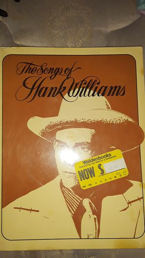 The songs of Hank Williams for Sale in Frankfort, KY