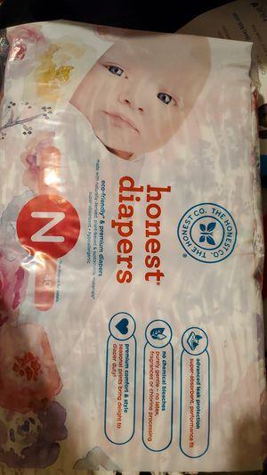 Newborn Honest Diapers for Sale in Azusa, CA