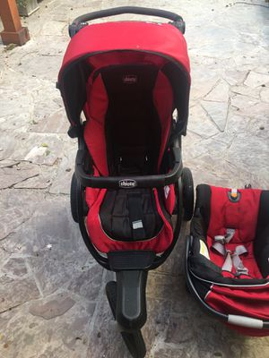 Chicco stroller and car seat for Sale in Dallas, TX