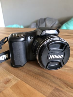 Nikon coolpix camera for Sale in Tempe, AZ