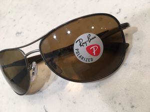 Ray Ban Polarized Sunglasses Brown for Sale in Bellflower, CA