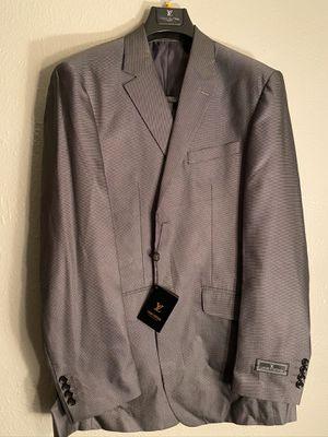 Louis Vuitton dark grey Suit (Original) for Sale in Dallas, TX