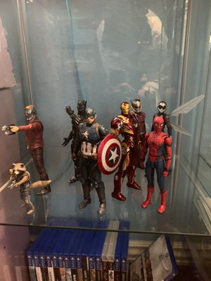SHF avengers lot for Sale in San Diego, CA