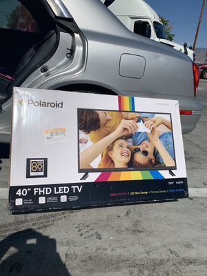 40 inch led Polaroid tv for Sale in Hesperia, CA