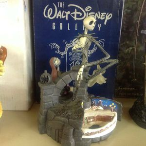 Disney's Nightmare Before Christmas Figurine with Original Box for Sale in Chino, CA