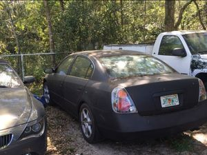 2002 Nissan Altima for Sale in Tampa, FL